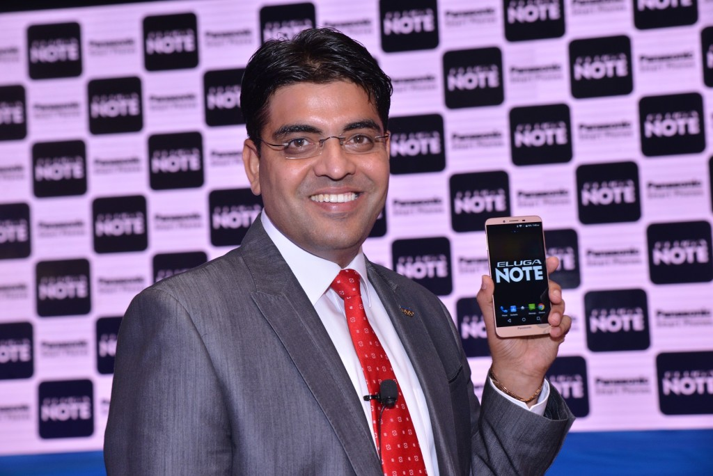 Panasonic Launched ELUGA Note