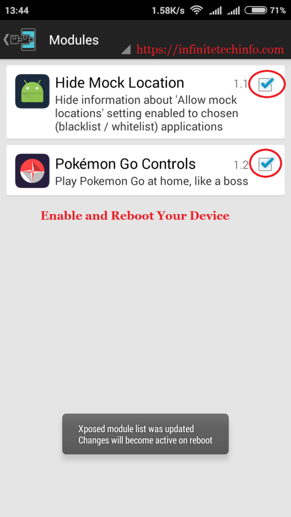 Xposed Installer Pokemon Go Controls