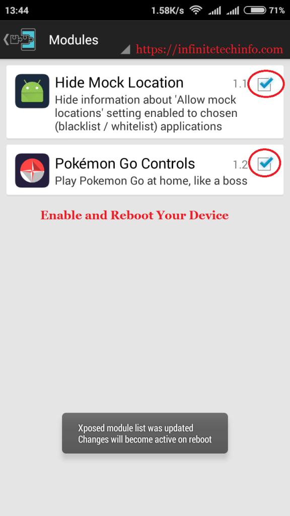 Xposed Installer Pokemon Go Controls