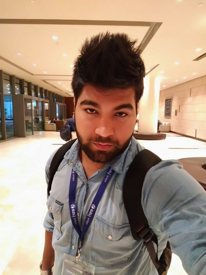 Asus Zenfone 3 Front Camera Sample