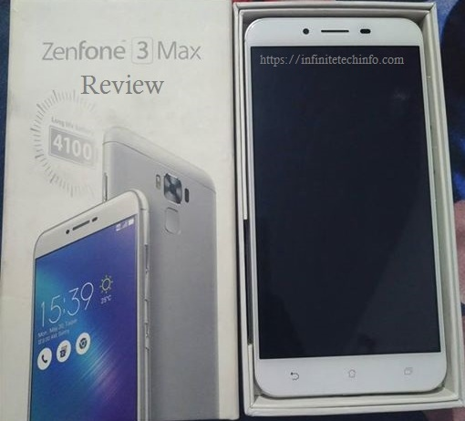 asus zenfone 3 max zc553kl review infinitetechinfo. Black Bedroom Furniture Sets. Home Design Ideas