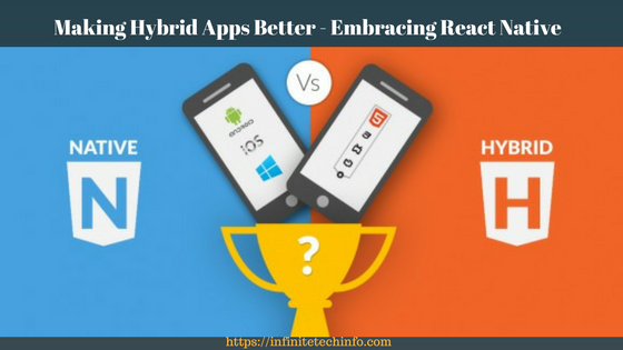 Hybrid Apps Vs Native Apps