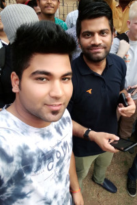 Honor 6x Front Camera Sample. InfiniteTechInfo Met Technical Guru Ji