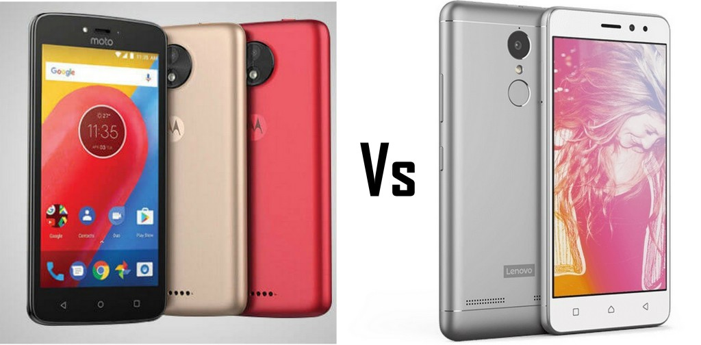 Moto E4 Plus Vs Lenovo K6 Power