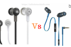 JBL Vs Boat Earphones