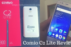 Comio C2 Lite Review