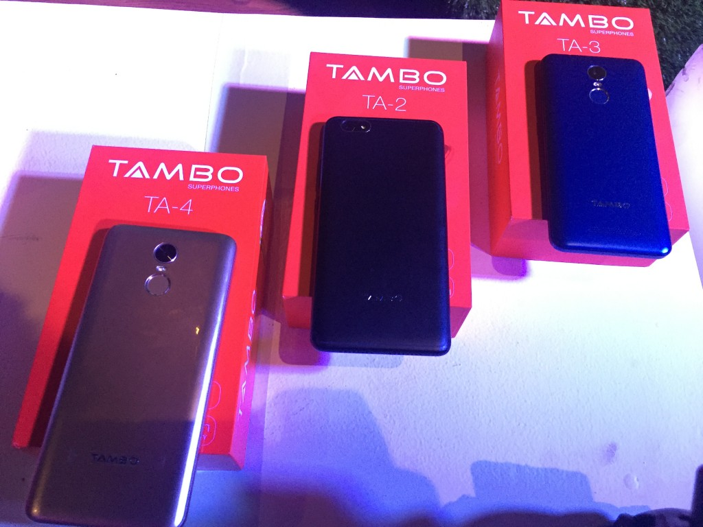 Tambo Superphones