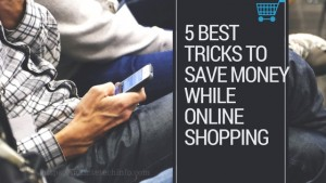 Save money online shopping