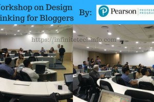 Design Thinking Workshop for Bloggers by